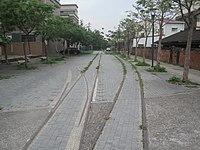 烏樹林線鐵軌01.JPG