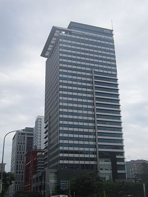 Canadian Trade Office in Taipei - The Hua-Hsin Building, location of the CTOT