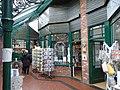 -2019-10-12 ΄The Giddy Goat΄Courtyard shopping arcade, Station Road, Sheringham.JPG