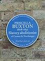 -2020-02-01 Priscilla Buxton blue plaque, North Lodge, Cromer..JPG