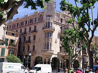 Gran Hotel (Palma) - Image: 0052 Palma de Mallorca