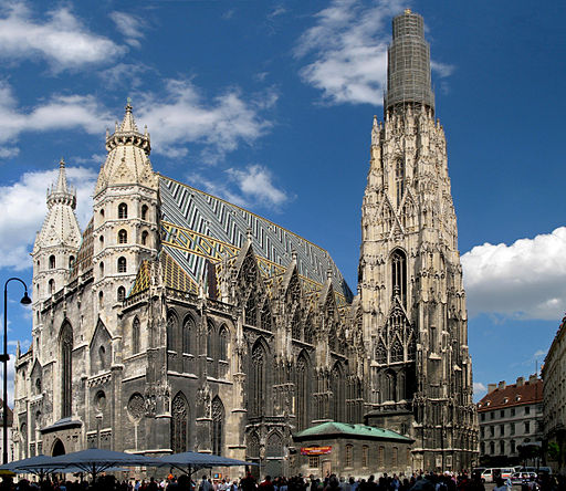 0181-0183a - Wien - Stephansdom