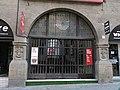 018 Casa Illa, entrada a les Galeries Montseny, c. Jacint Verdaguer 20 (Vic).jpg