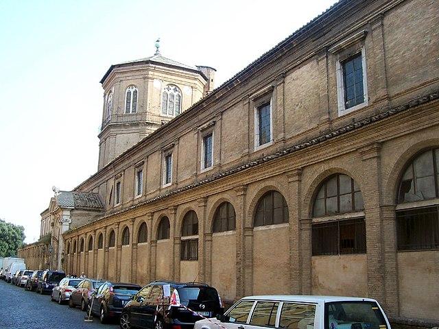 Église Santo Spirito in Sassia