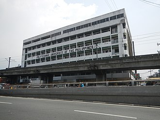 Polytechnic University of the Philippines - A photo of the PUP Hasmin Hostel, the home of the College of Tourism, Hospitality, and Transportation Management.