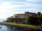 Nothe Fort is one of the maritime-related museums in the town.