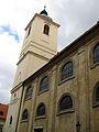 081 Kostel Svatého Jakuba Většího (Sant Jaume el Major), campanar.jpg