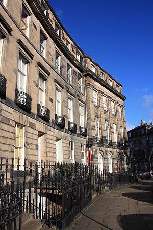 John Millar, Lord Craighill - 2 Ainslie Place, Edinburgh