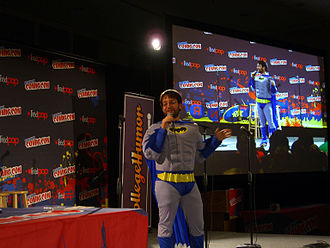 CollegeHumor - Jeff Rubin at the CollegeHumor presentation at the 2012 New York Comic Con
