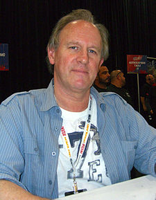 2012 yılında New York Comic Con'da Davison.