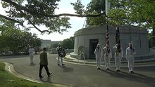 File:100th Anniversary of the USS Maine Memorial Dedication.webm
