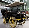 110 ans de l'automobile au Grand Palais - Panhard et Levassor Wagonette 2 cylindres - 4 CV - 1896 04.jpg