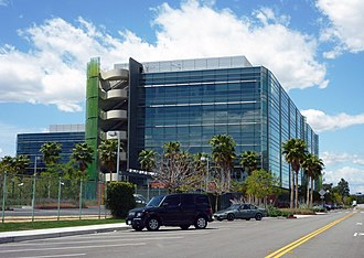 Disney Interactive - Disney Interactive headquarters in Glendale, California.