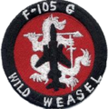 128th Fighter Squadron - F-105 - Patch.png