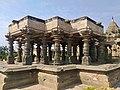 12th century Mahadeva temple, Itagi, Karnataka India - 96.jpg