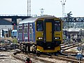 150216 and 150 number 263 to Cardiff Central then Taunton 2C79 (20515706311).jpg