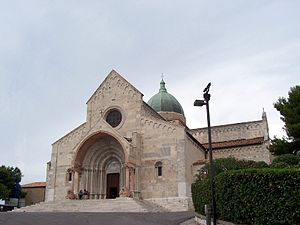Roman Catholic Archdiocese of Ancona-Osimo - Cathedral in Ancona