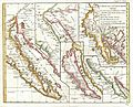 1772 Vaugondy - Diderot Map of California in five states, California as Island. - Geographicus - CalifornieSuivant2-vaugondy-1768.jpg