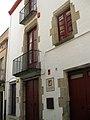 178 Casa Baralt (Museu Mollfulleda de Mineralogia), c. Església 61.jpg