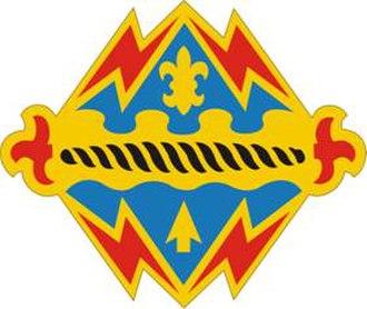 17th Field Artillery Brigade (United States) - Image: 17 FA Bde DUI