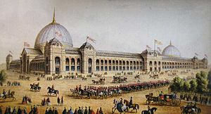 1862 International Exhibition - 1862 International Exhibition,   South Kensington