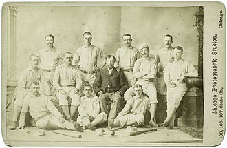 Providence Grays all-time roster - 1879 National League Champion Providence Grays