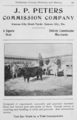 1907 Peters KansasCityStockYards ad.png