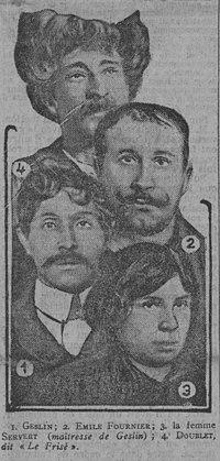 19140331 - Une du Journal - la bande du losange.jpg