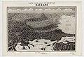 1915 bird's eye view map - Carte panoramique en relief des Balkans.jpg