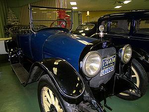 Haynes Automobile Company - A 1916 Haynes