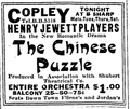 1918 Copley theatre BostonGlobe Oct23.png