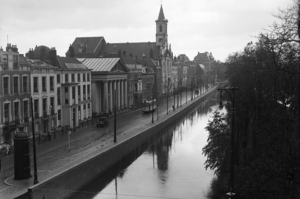 Dolly Rudeman - The Royal Academy of Art, The Hague in the 1930s, where Rudeman studied