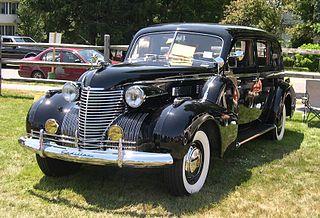 Cadillac Series 70 Motor vehicle