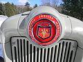 1953 Ford Golden Jubilee-Restored-Front Badge.JPG
