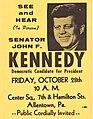 1960 - Kennedy Poster - Allentown PA.jpg