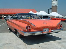1961 Buick fins California license plate AINT PNK.jpg