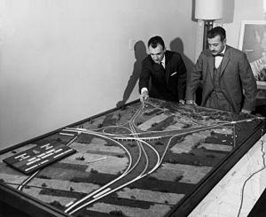 Dessau (engineering) - Jean-Claude Desjardins and Paul-Aimé Sauriol, 1964-1966.