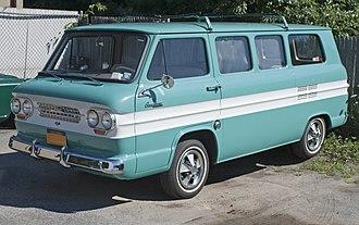 Minivan - 1964 Chevrolet Greenbrier