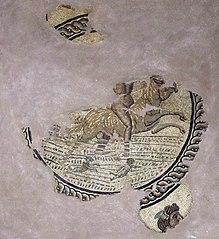 Mosaïque de Phrixos (Musée de Die)