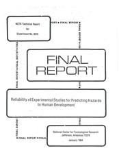 1984 Kimmel Holson NCTR TR 6015.pdf