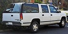 Image Result For Chevrolet Suburbana