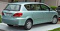 2001-2003 Toyota Avensis Verso (ACM20R) GLX wagon (2011-01-13).jpg