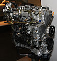 2003 Nissan YD22DDTi engine left.jpg