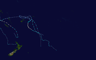 2005–06 South Pacific cyclone season Tropical cyclone season