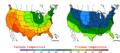 2006-05-15 Color Max-min Temperature Map NOAA.png