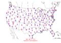2006-05-22 Max-min Temperature Map NOAA.png