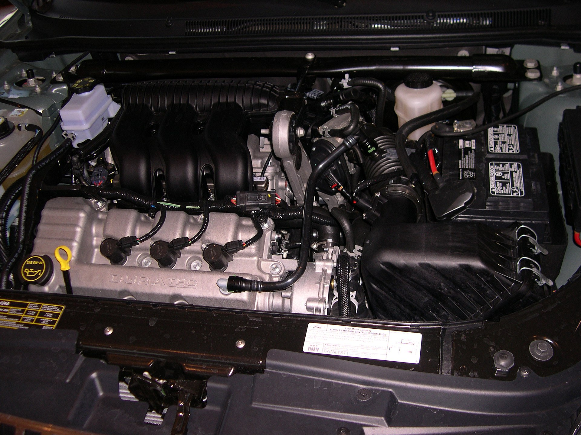 Px Mercury Montego Duratec Engine