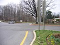 2007 03 27 - NE corner (in median) looking SW.JPG