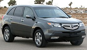 2003 Acura  on Acura Mdx   Isnare Free Encyclopedia