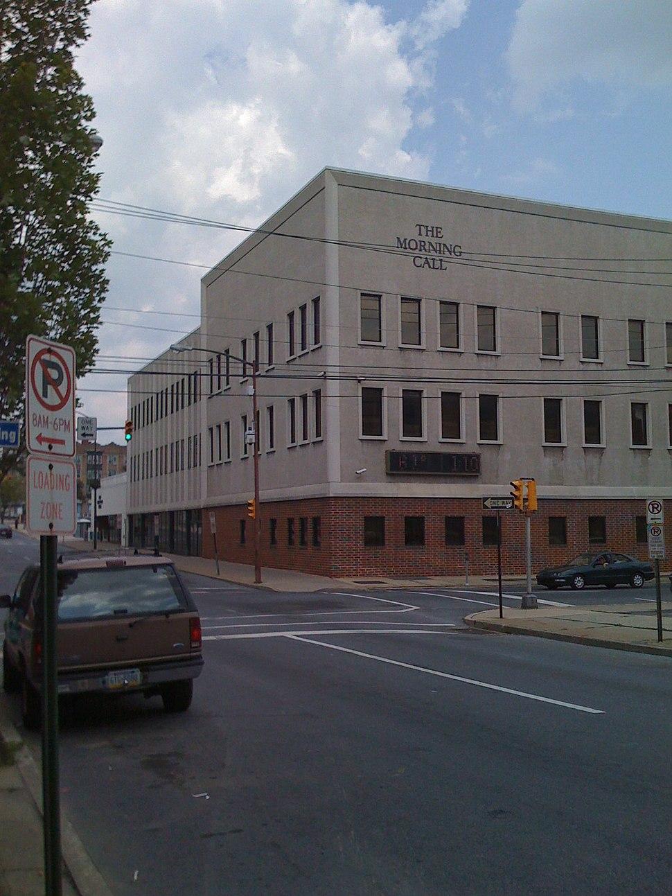 2008 - Morning Call Main Building
